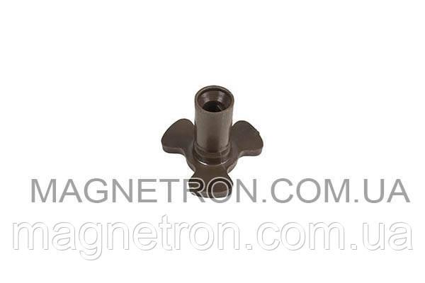 Куплер вращения тарелки для СВЧ печи Т=4.5mm H=28.5mm, фото 2