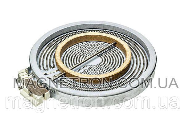 Конфорка для стеклокерам. поверхности Samsung 2200/750W , фото 2