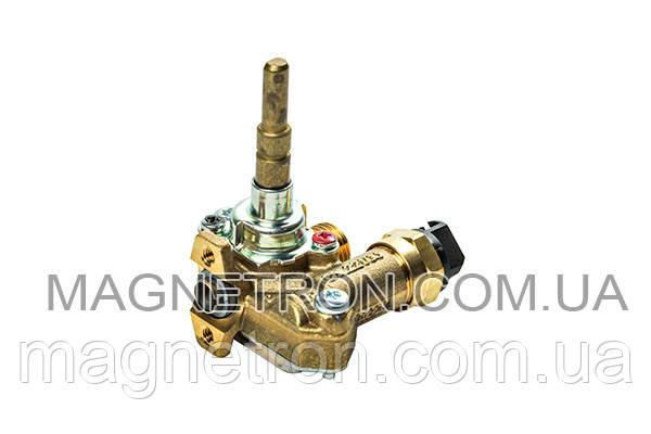 Кран газовый средней горелки для газовой плиты Indesit C00111240, фото 2