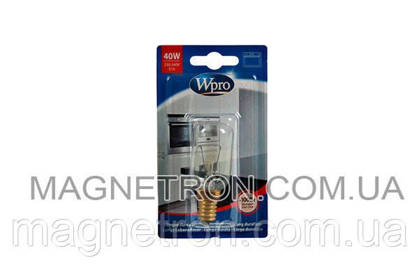 Лампочка для духовки 40W Whirlpool 484000000978, фото 2