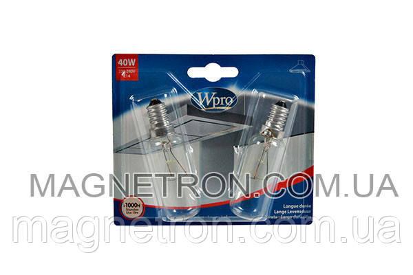 Лампа подсветки цокольная для вытяжки Whirlpool 484000000985 (2шт), фото 2