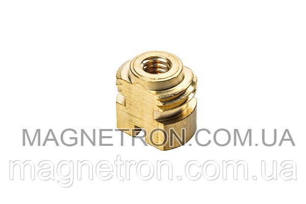 Винт-держатель клапана бойлера для кофеварки DeLonghi M10X1 L9,6 6232103400, фото 2