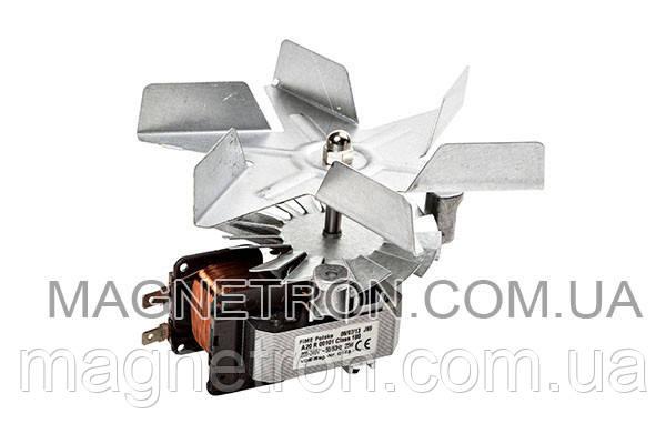 Двигатель (мотор) вентиляторной конвекции + крыльчатка для духовки Indesit C00081589, фото 2