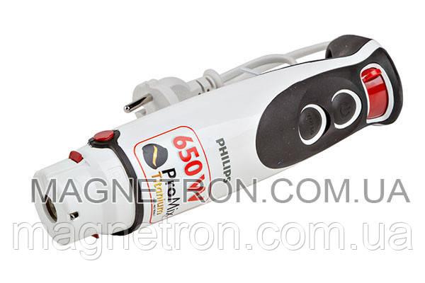 Моторная группа 650W для блендера Philips 420303595281, фото 2