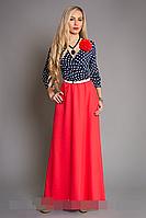 Платье женское Аза-2 мод 460 ,размер 42-44,44-46,46-48