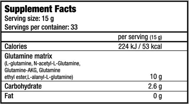 biotech Glutanator 500 g