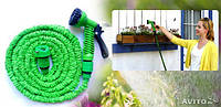 Шланг поливочный Magic hose (Мейджик-Хоз) 45 м, и все Ваши грядки и цветочки в полном порядке
