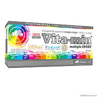Olimp Labs Vita-min Multiple Sport 60 капсул Комплекс витаминов и минералов