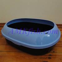 Lucky Fox туалет-лоток для кошек овальный Р541