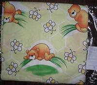 Детская постелька - Мишки и Соты!