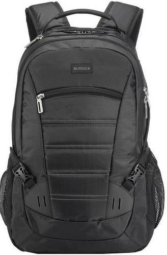 """Рюкзак с отделом для ноутбука 16"""" Sumdex PON-418BK черный"""