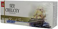 """Чай чёрный Chelcey """"Ерл Грей"""" 25*2г"""
