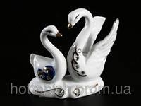 Статуэтка фарфоровая Лебеди Любовь