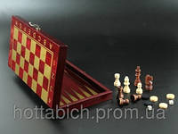 Шахматы и нарды 2 в 1