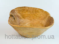 Конфетница-ваза  из дерева