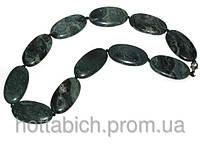 Ожерелье  нарядное магический агат