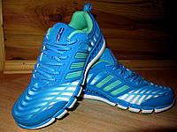 Женские кроссовки ADIDAS ClimaCool голубые