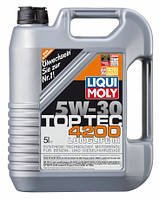 Liqui Moly Моторное масло Liqui Moly Top Tec 4200 5W-30 5л