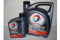 Total Моторное масло Total Quartz INEO MC3 5W-30 1л
