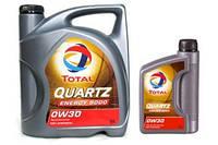 Total Моторное масло Total Quartz ENERGY 9000 0W-30 5л