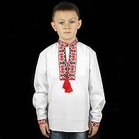 Модная детская вышитая сорочка
