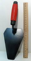 Кельма бетонщика с ручкой