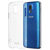Пластиковый чехол Imak Crystal для Samsung Galaxy S5 Mini G800 прозрачный