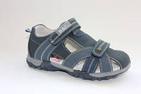 Детские сандалии для мальчиков ТМ B&G 33,35-37р.