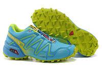 Кроссовки женские зимние Salomon Speedcross 3. соломон кроссовки, кроссовки женские