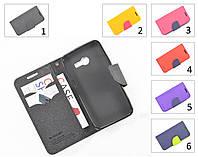 Чехол-бумажник для Asus ZenFone 4
