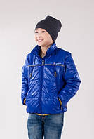 Для мальчиков-подростков жилетка-куртка 2 в 1