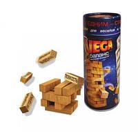 Игра конструктор Башня (Дженго) Danko toys