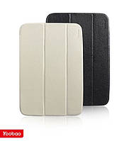 Чехол для планшета Samsung Google Nexus 10 (Yoobao Slim leather case) белый