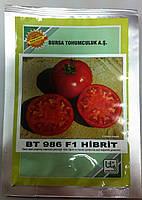 Семена томата BT 986 F1, среднеранний, 500 семян