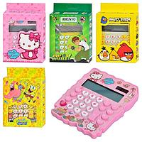 Детский калькулятор MK 0037 4 вида (СБ,AB,HK,B10)