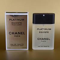 Мужская парфюмерия Chanel Egoiste Platinum пробник 45 мл (сигаретная пачка) ASL