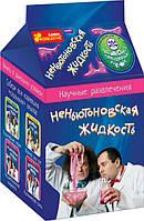 Научные развлечения для детей Ranok-creative Неньютоновская жидкость
