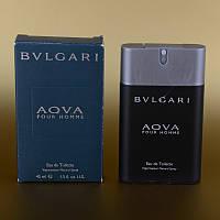Мужская парфюмерия Bvlgari Aqva Pour Homme пробник 45 мл (сигаретная пачка) ASL