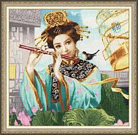 """Набор для вышивания крестом """"Волшебная флейта"""""""