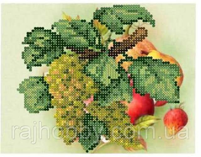 вышивки бисером Виноград