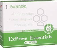 Натуральная пищевая добавка ExPress Essentials (30 капсул)