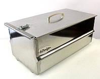 Двухярусная коптильня бытовая 500*250*200 мм