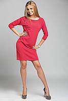 Топ-модное платье из креповой ткани