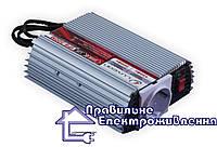 Перетворювач напруги 12/220 Luxeon IPS-300M, апроксимована синусоїда, фото 1