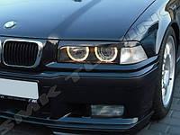 Реснички бровки тюнинг BMW E36 coupe