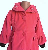 Детское Пальто для девочек Цветок 1-4 года