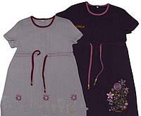 Платье летнее хлопковое для девочки р80,86,92,98,104,110