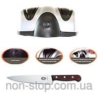 Электрическая точилка для ножей Lucky Home Electric Knife Sharpener - 1000143 - бытовая электроточилка ножей, заточить нож, быстро заточить нож,