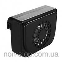 Автомобильный вентилятор на солнечных батареях  Auto Cool - Fan - 1000302 - вентилятор в машину, кулер в авто, вентилятор на солнечной батарее,