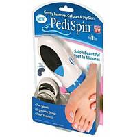 Универсальный прибор для ухода за ступнями Pedi Spin - 1000577 - чистка ног, педикюрный набор, удаление кожи стоп, пемза для ног, очистка стоп